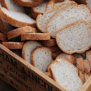ひと切れのパンへのこだわり