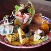 アマルフィ - 料理写真:前菜盛り合わせ