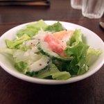ステーキレストラン パポイヤ - サラダ