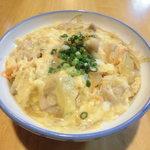 あおやま - 料理写真:親子丼
