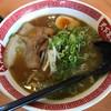 天下第一 - 料理写真:醤油豚骨ラーメン