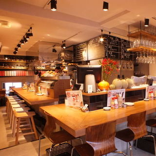 素敵な空間で「食材大国・北海道」のお料理を!