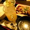 炙りや牛ぞう - 料理写真:牛カルビ焼き定食