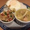 タイ食堂 ジャルアン - 料理写真:ハーフアンドハーフ