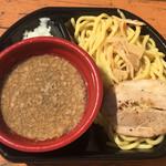 中華そば ムタヒロ 1号店 - 「アハハ煮干つけ麺」500円(「大つけ麺博大感謝祭2017)