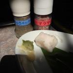 こんたく長篠 - 塩胡椒とニンニクを使うのがポイントです。(^^)