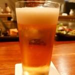 バンブー グラッシィ - 生ビール