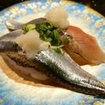 氷見きときと寿し - 秋刀魚