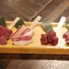 かんかこ - 料理写真:和牛特盛、6種類