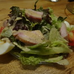 三日月 - ◆ 鴨のサラダ