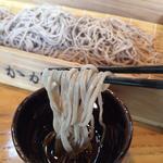 いろりなかがわ亭 - 麺リフトUP