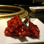 清香園 - 辛口中落ちカルビ