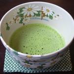 三芳家 - 抹茶