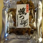 ひだか漁協三石特産品販売センター - 料理写真:燻つぶ