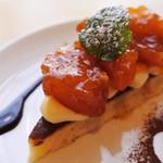 iL PRIMO - 柿のタルト