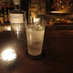 ベンフィディック - Gin and Tonic