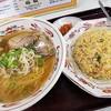 榕城  - 料理写真:ラーメンセット700円は安い