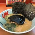ラーメン山岡家 - 料理写真:醤油ラーメン+のり