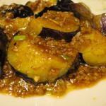 Chuugokuryourihakuhou - 茄子と挽き肉の炒め物