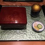 大阪うなぎ組 - お食事