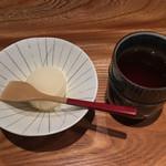 大阪うなぎ組 - バニラアイス