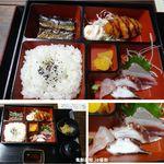 TEN. - 地魚定食,うまいものTEN(三重県尾鷲市)食彩品館.jp撮影