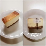 tama - 料理写真:チーズケーキ 290円 2017/09