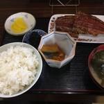 駅前食堂 - 朝定食