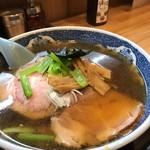 中華料理タカノ - チャーシューメン(600円)