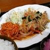 Bikyuushokudou - 料理写真:焼肉定食‼