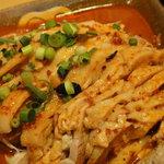 杜記 海鮮火鍋菜館 - 見た目ほど辛くないですよ