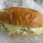 73950708 - 野菜サンド+ツナ