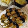 Aマートアブヤス - 料理写真:穴子握り寿司、10個税別299円