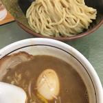 麺屋 六根 - 料理写真:味玉もりそば味玉もりそば