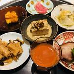 MASA'S KITCHEN - 前菜7種類盛り合わせ