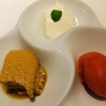 MASA'S KITCHEN - デザート盛り合わせ