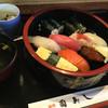 司寿し - 料理写真:ランチ生寿し 780円