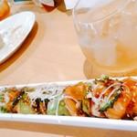 サーモンバル パーシャ - これうまいぞ~。酒進む味。