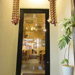 牛串 ちぇっく - お店入口