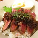 牛串 ちぇっく - ステーキ丼