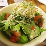 牛串 ちぇっく - サラダ