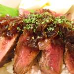 牛串 ちぇっく - ステーキ丼UP