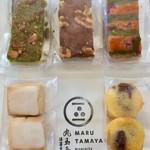 丸玉屋洋菓子店 - 焼菓子