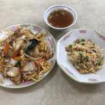 中華飯店響 - 料理写真: