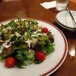 ボンジョルノ - グリーンサラダ
