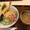 大野食堂 - 料理写真:天ぷらおろしそば @1000