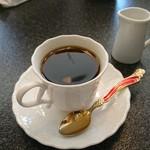 法楽屋 - 食後のミニコーヒー