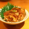 石臼挽き手打蕎楽亭 - 料理写真:穴子の煮こごり