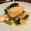 ルール ブルー - 料理写真:鳥取真鯛のロースト アメリケーヌソース