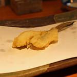 石臼挽き手打蕎楽亭 - メゴチ